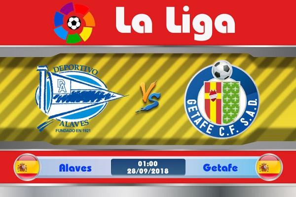 Nhận định Alaves vs Getafe, 01h00 ngày 28/9: Giải Vô Địch Tây Ban Nha