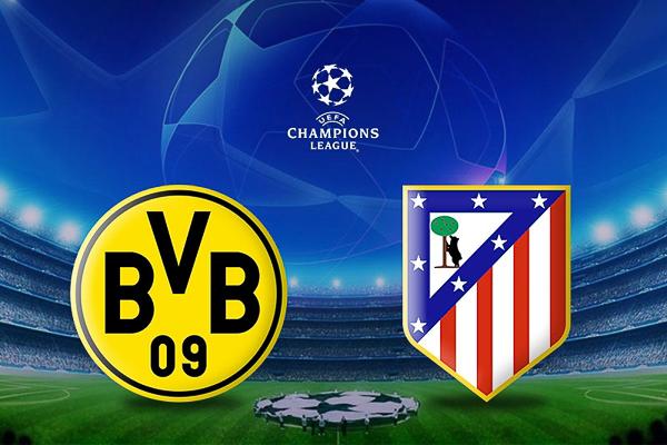 Nhận định Dortmund vs Atletico Madrid 02h00 25/10 : Bảng B Champions League