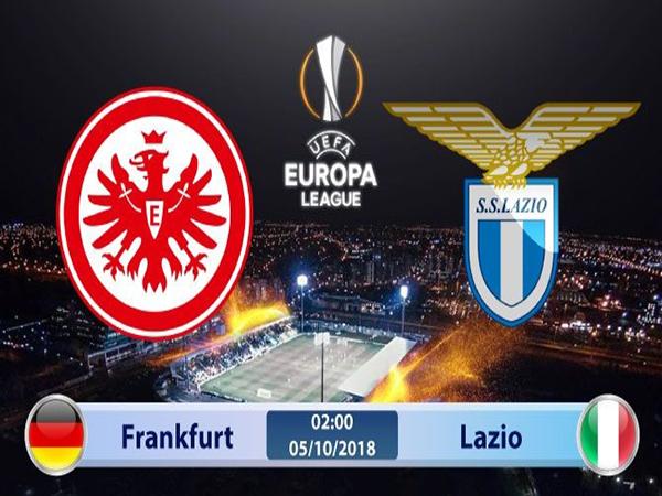 Nhận định Eintracht Frankfurt vs Lazio, 02h00 ngày 05/10: Cúp Europa League