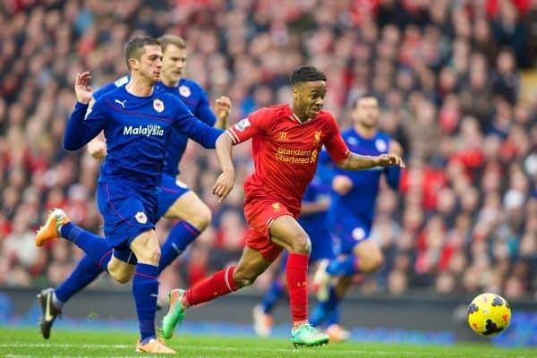 Những thông tin bên lề trận Liverpool vs Cardiff City