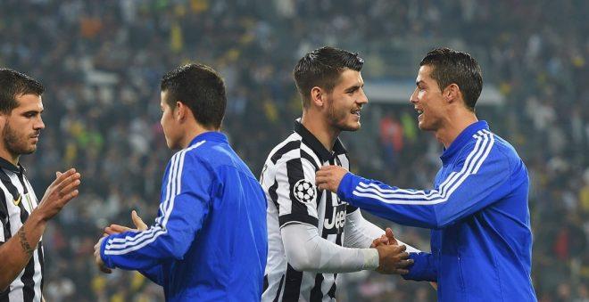 Tin CHUYỂN NHƯỢNG 1/10: Morata muốn chơi bóng cùng Ronaldo ở Juventus
