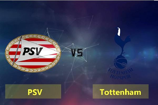 Nhận định PSV vs Tottenham 23h55 24/10 : Không thể thua thêm