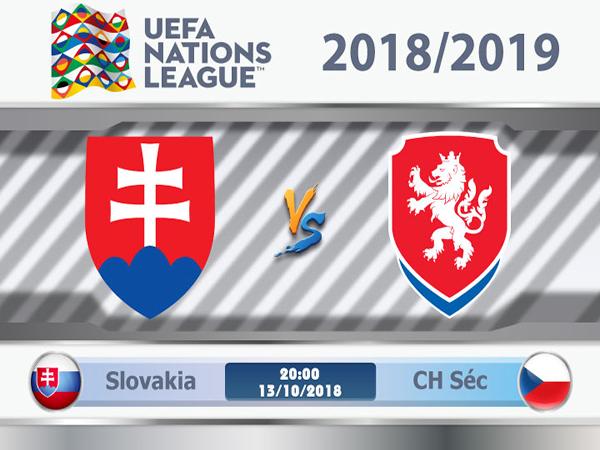 Nhận định Slovakia vs Séc, 20h00 ngày 13/10: Giải Vô Địch Châu Âu