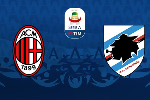 Nhận định Milan vs Sampdoria, 00h00 29/10 : Đứng dậy sau khủng hoảng