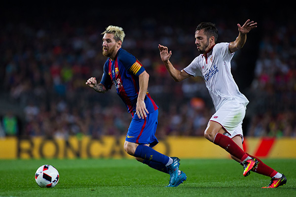 Messi và các đồng đội sẽ giành được 3 điểm