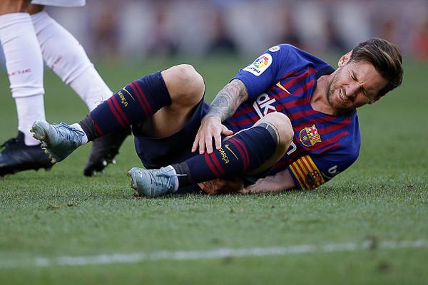 Thiếu vắng Messi là tổn thất lớn với Barca