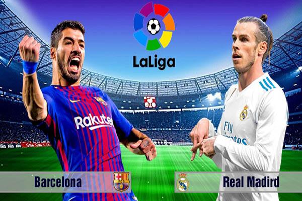 Nhận định Barcelona vs Real Madrid, 22h15 28/10 : Siêu kinh điển