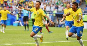 Brazil thắng Argentina 1 – 0 nhờ bàn thắng của Neymar