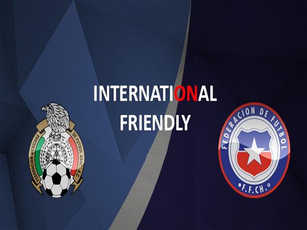 Nhận định Mexico vs Chile, 08h30 ngày 17/10: Giải Giao Hữu