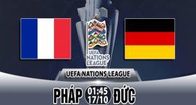 Nhận định trận đấu Pháp vs Đức 01h45 ngày 17/10/2018