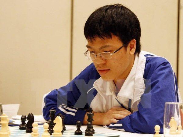 Lê Quang Liêm bất ngờ phải chia điểm với kỳ thủ 16 tuổi