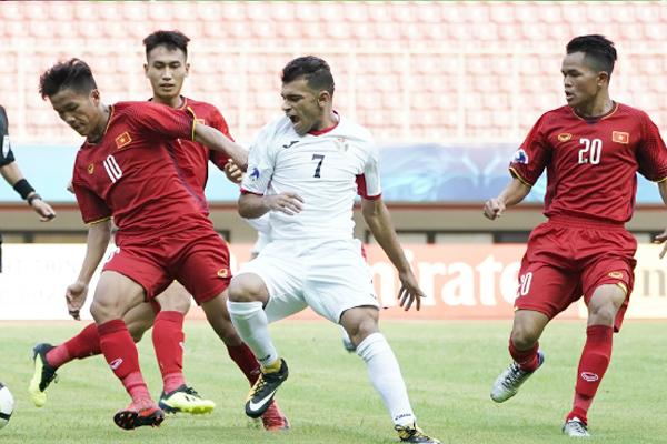 U19 Việt Nam dừng bước ở giải U19 Châu Á sau trận thua Australia