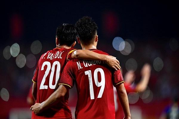 Tuyển Việt Nam là giấc mơ của mọi cầu thủ