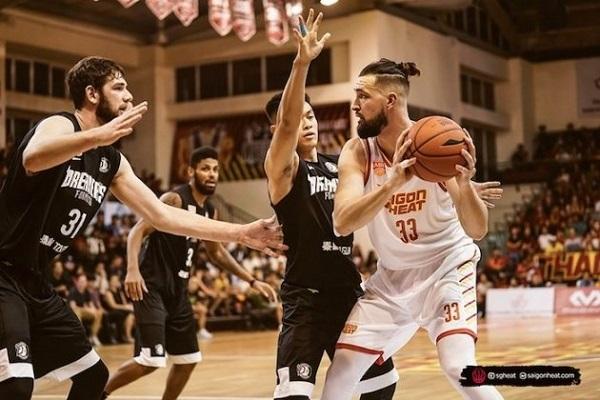 Saigon Heat vs Westports Malaysia Dragons: Cuộc chiến rồng biển