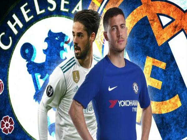 Tin chuyển nhượng 24/12: Real muốn dùng Isco để câu Hazard