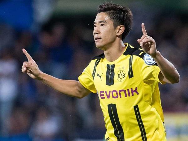 Dortmund đồng ý để Kagawa tới Pháp thi đấu