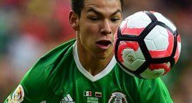 Tin chuyển nhượng 14/1: Barca và Napoli tranh nhau sao Mexico