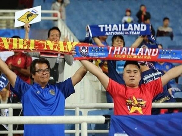CĐV Thái Lan hẹn tái đấu Việt Nam tại King's Cup 2019
