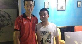 Shen Long cùng 4 cao thủ AOE Trung Quốc sang Việt Nam thách đấu