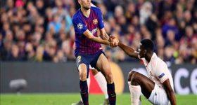 Lộ bến đỗ của Sergio Busquets nếu rời Barca