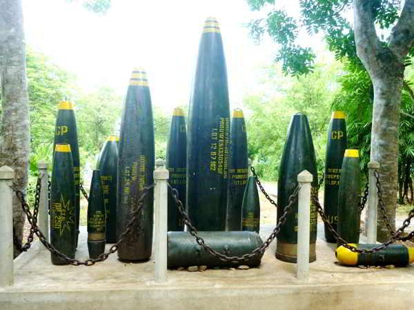Mơ thấy bom đạn có phải điềm báo xấu, nên đánh con nào?