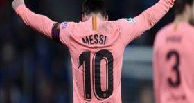 Messi san bằng hàng loạt kỷ lục