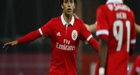 Chuyển nhượng: Atletico Madrid chuẩn bị có chữ ký của thần đồng Joao Felix