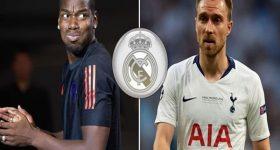 Chán Paul Pogba, Real chuyển hướng sang sao Tottenham