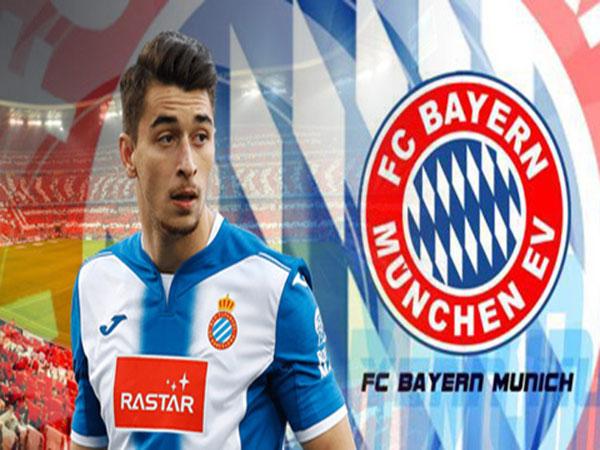 Tin chuyển nhượng ngày 17/7 : Bayern đạt thỏa thuận với Marc Roca