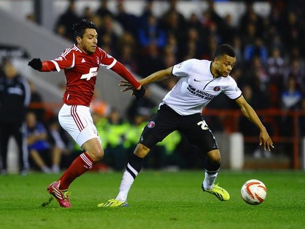 Nhận định tỷ lệ Charlton Athletic vs Nottingham Forest (1h45 ngày 22/8)