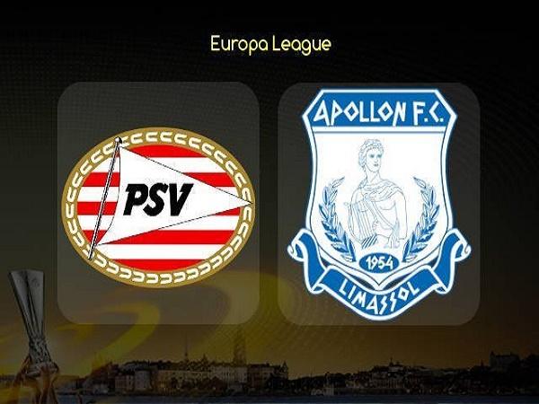 Nhận định PSV Eindhoven vs Apollon, 1h30 ngày 23/08