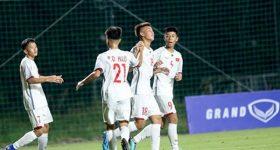 Hủy diệt Mông Cổ, U16 Việt Nam vững ngôi đầu bảng H