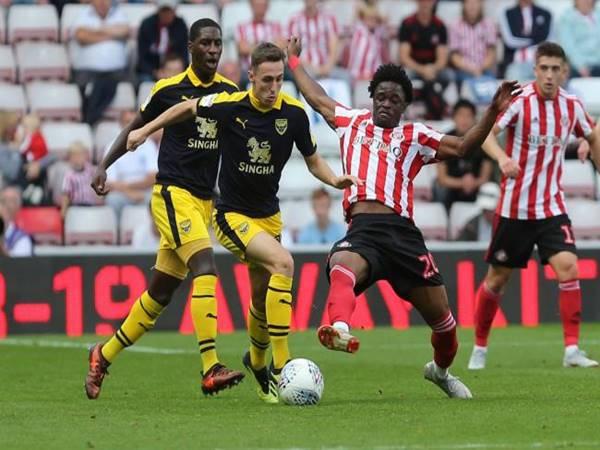 Nhận định Oxford vs Sunderland ngày 30/10 lúc 2h45