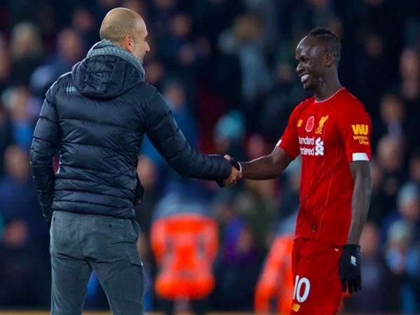Mane 'cười đểu' với Pep sau chiến thắng của Liverpool