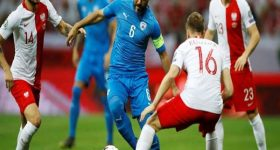 Nhận định trận đấu Ba Lan vs Slovenia (2h45 ngày 20/11)