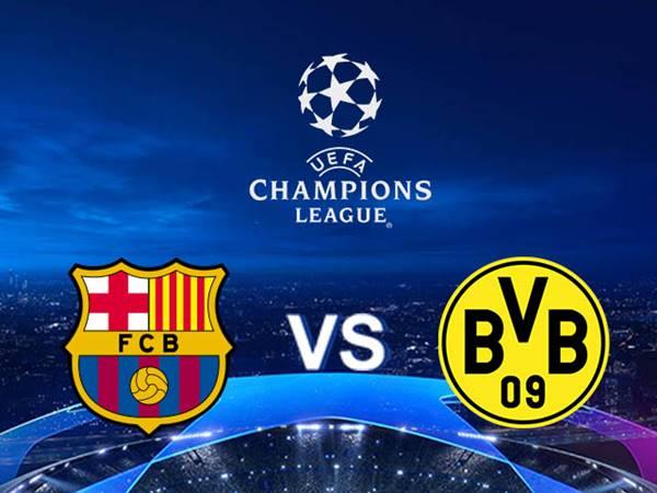 Nhận định tỷ lệ Barcelona vs Borussia Dortmund (3h00 ngày 28/11)