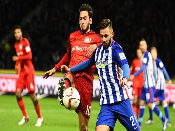 Nhận định Bayer Leverkusen vs Hertha Berlin (00h30 ngày 19/12)