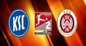 Nhận định Karlsruher vs Wehen, 00h30 ngày 21/12/2019