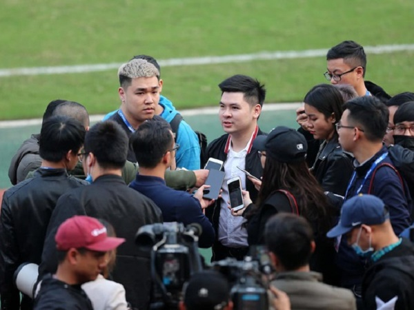 Chủ tịch Hà Nội FC tin tưởng sẽ có nhiều cầu thủ sang Châu Âu như Văn Hậu