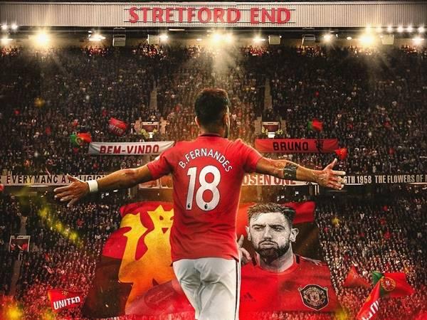 Fan Manchester United phấn khích trước chiến thắng của đội nhà