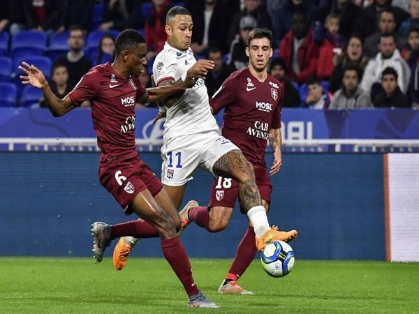Nhận định kèo Tài Xỉu Metz vs Lyon (2h45 ngày 22/2)