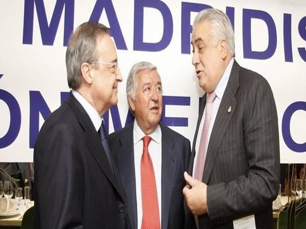 Chủ tịch Real Madrid oán than tình hình đội bóng do dịch bệnh