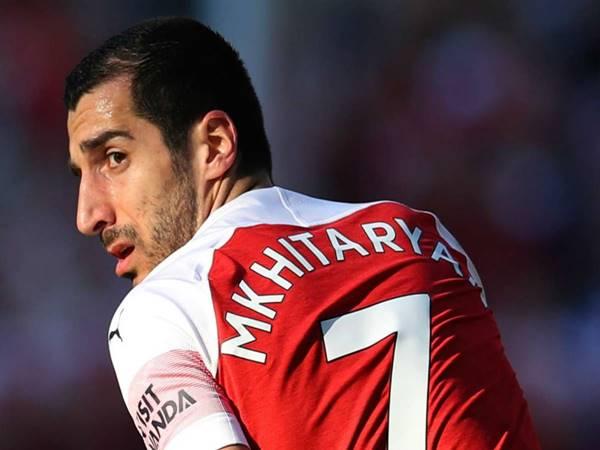 Tin thể thao 17/3: CĐV Arsenal không muốn Mkhitaryan ở lại
