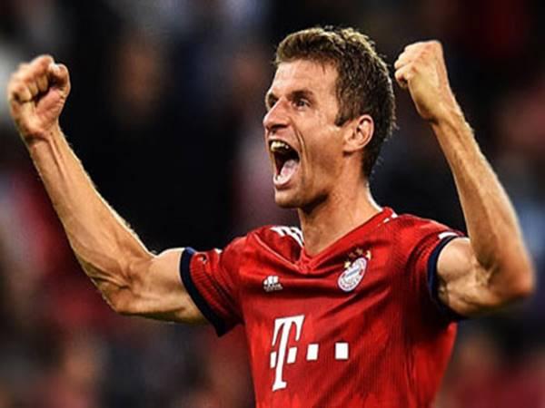 Tin bóng đá chiều 2/4: Bayern Munich gia hạn thêm với Thomas Muller