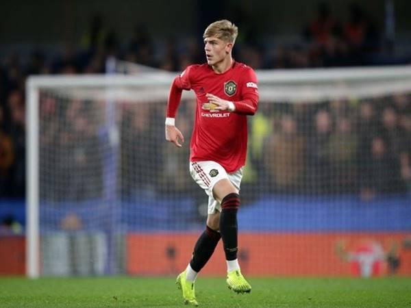 Sao trẻ Manchester United tiến bộ vượt bậc từng ngày thời gian gần đây