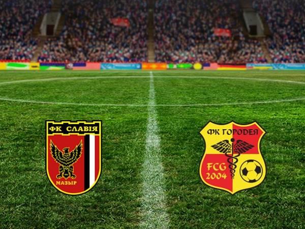 Nhận định kèo Slavia Mozyr vs Gorodeya, 22h00 ngày 22/05