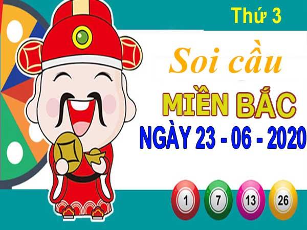 Soi cầu XSMB ngày 23/6/2020 – Soi cầu KQXS Quảng Ninh thứ 3 hôm nay