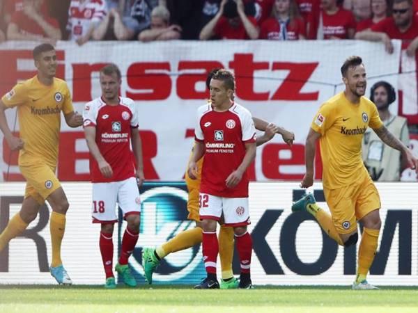 Nhận định trận đấu Eintracht Frankfurt vs Mainz (20h30 ngày 6/6)