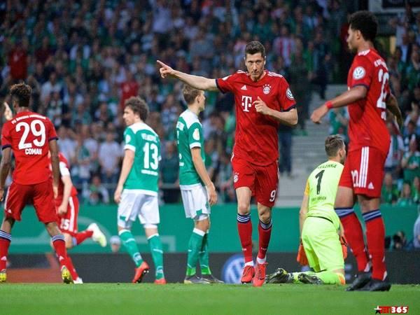 Nhận định tỷ lệ Werder Bremen vs Bayern Munich (1h30 ngày 17/6)