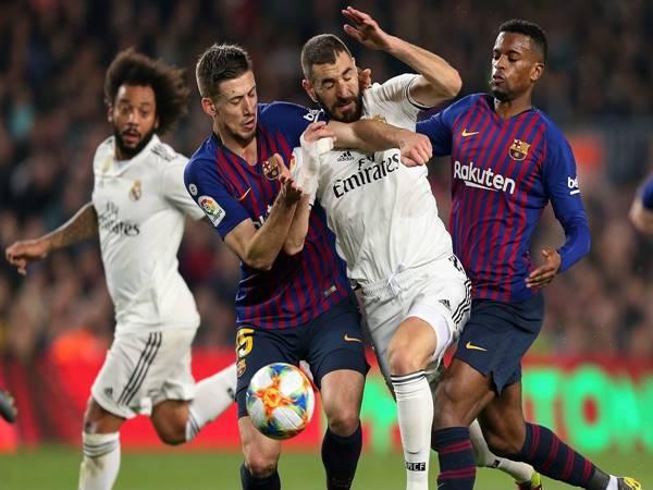Real Madrid gây chiến với Barca khi La Liga trở lại